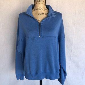 So Half Zip Sweatshirt